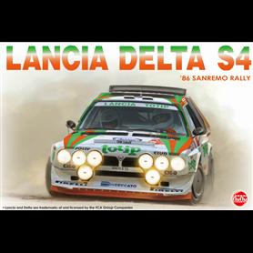 Nunu 24005 LANCIA DELTA S4 '86 SANREMO RALLY