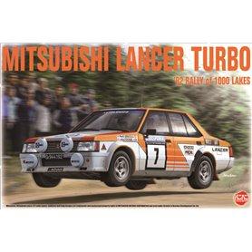 Nunu 24018 MITSUBISHI LANCER TURBO ' 82 RALY 1000 LAKES