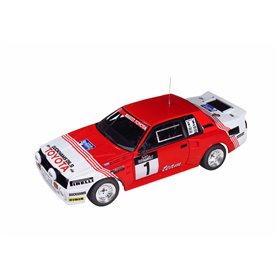 """BEEMAX B24021 Toyota TA64 Celica """"85 Haspengouw Rally Version"""""""