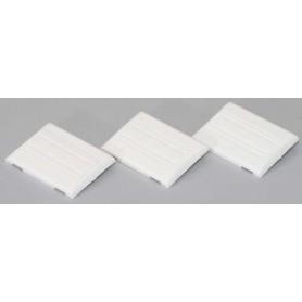 AMW 90153 Klimatanläggning för Setra Top, vit, 3 st
