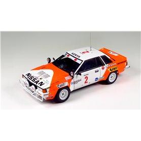 BEEMAX B24014 Nissan 240RS BS110 84 Safari Rally Version