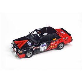 BEEMAX B24022 Mitsubishi Lancer Turbo 84 RAC Rally Version