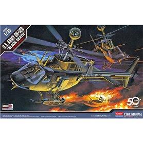 """Academy 12131 Helikopter OH-58D Kiowa """"Black Death"""""""