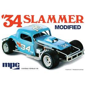 "MPC 927 1934 ""SLAMMER"" MODIFIED"