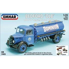 "Emhar 2403 Lastbil Bedford ""OLB"" LWB 5-ton Tanker"