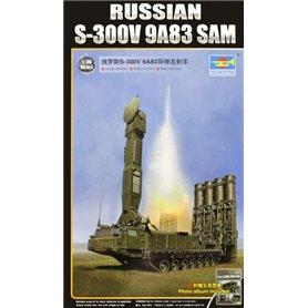 Trumpeter 09519 Russian S-300V 9A83 SAM