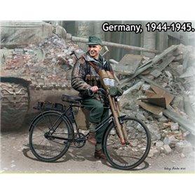 Master Box 35179 Figurer Volkssturm. Tank Hunter. Germany 1944-1945