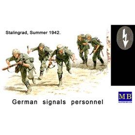 Master Box 3540 Figurer Stalingrad, Summer 1942