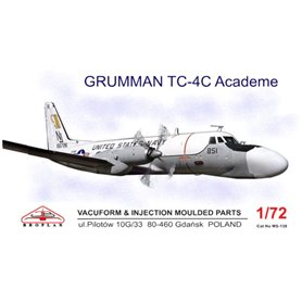 Broplan MS138 Flygplan Grumman TC-4C Academe