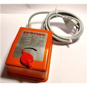 Märklin 6401 Primex Transformator, primär 220V 50Hz, 10VA