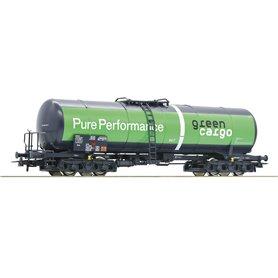 "Roco 76698 Tankvagn ""Green Cargo - Pure Performance"" Nytt driftnummer!"