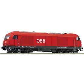 Roco 73766 Diesellok klass 2016 080-1 typ ÖBB med ljudmodul