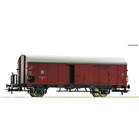 Roco 76308 Täckt godsvagn med skjutdörr DR