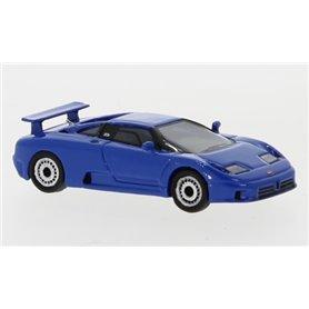 Bugatti EB 110, blå, 1991