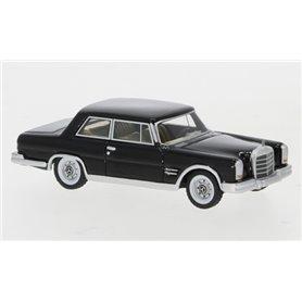 Mercedes 600 (W100) Nallinger Coupé, svart, 1963