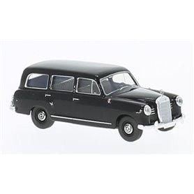 Mercedes 180 Kombi, svart