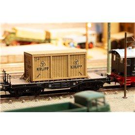 "Joswood 40198 Trälåda ""Krupp"""