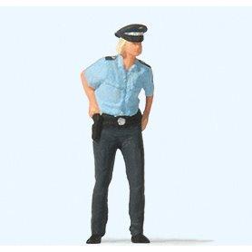 Preiser 28237 Polis, 1 figur