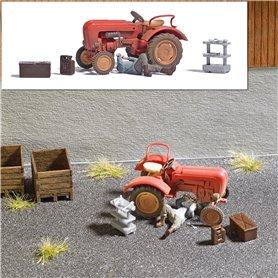 Busch 7937 Tractor repair