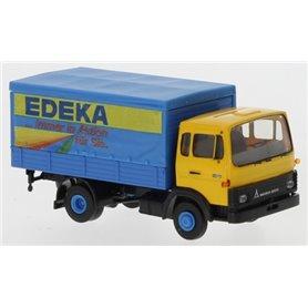 Brekina 34723 Lastbil Magirus MK Edeka Aktion, 1975