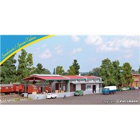 Kibri 12505 Freight shed