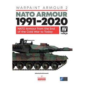 Vallejo 75022 Warpaint Armour 2: NATO Armour 1991-2020 Book