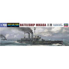 Hasegawa 49151 JAPANESE NAVY BATTLESHIP MIKASA