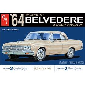 AMT 1188 Plymouth Belvedere 1964 2-door hardtop