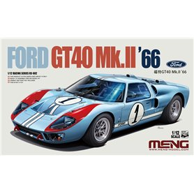 Meng RS-002 Ford GT40 Mk.II 1966