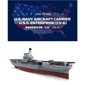 Meng PS-005 U.S.S. Enterprise (CV-6) aircraft carrier