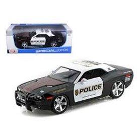 Maisto 31365 Dodge Challenger Police 2006