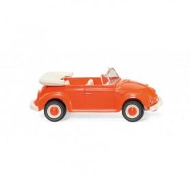"""Wiking 80209 VW Beetle convertible """"100 Years of Sieper"""""""