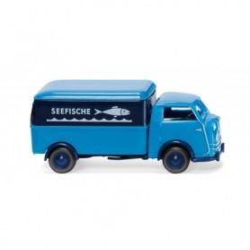 Wiking 33506 Tempo Matador box van 'Seefische'