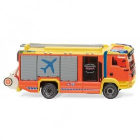 Wiking 61243 Fire brigade - AT LF (MAN TGM Euro 6|Rosenbauer)