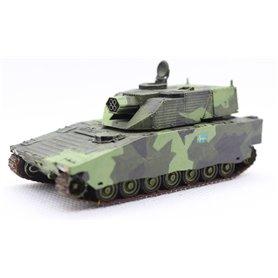 Panzerfux 87014-FM Tanks CV-90 Mjölner 120 mm self-propelled mortar system, färdigmodell i resin