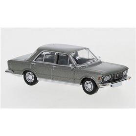 Brekina 870056 Fiat 130, metallicgrå, 1969