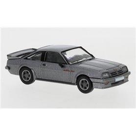 Brekina 870061 Opel Manta B GSI, metallicgrå, 1984, PCX