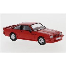 Brekina 870060 Opel Manta B GSI, röd, 1984, PCX