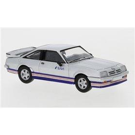 Brekina 870063 Opel Manta B i200, silver, 1984, PCX