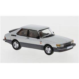 Brekina 870120 Saab 900 Turbo, silver, 1986