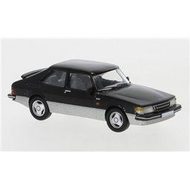 Brekina 870121 Saab 900 Turbo, svart, 1986