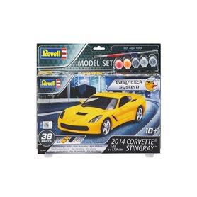 Revell 67449 Model Set 2014 Corvette® Stingray