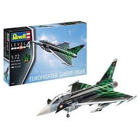 """Revell 03884 Flygplan Eurofighter """"Ghost Tiger"""""""
