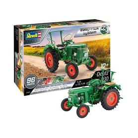 """Revell 07821 Traktor Deutz D30 """"Easy Click System"""""""