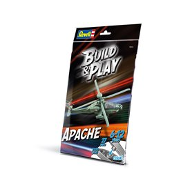 """Revell 06453 Build & Play AH-64 Apache """"Click System"""""""