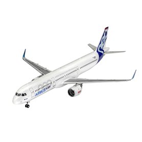 """Revell 64952 Model Set Airbus A321 Neo """"Gift Set"""""""