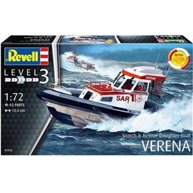 Revell 05228 Search & Rescue Daughter-Boat