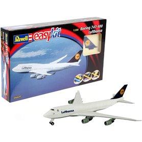 """Revell 06641 Flygplan Boeing 747 Lufthansa """"Easy Kit"""""""