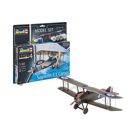 "Revell 63906 Flygplan 100 Years RAF: Sopwith Camel ""Gift Set"""