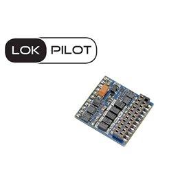 ESU 59219 Lokdekoder LokPilot 5 Fx DCC/MM/SX, 21MTC NEM660, gauge H0, 0
